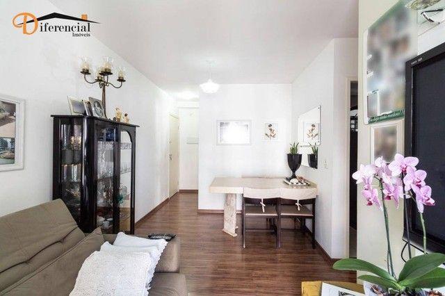 Apartamento com 3 dormitórios à venda, 62 m² por R$ 320.000,00 - Fanny - Curitiba/PR