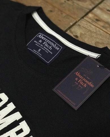 Camiseta Versace, Adidas e Abercrombie - Foto 5