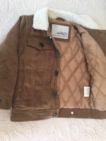 Jaqueta infantil tam.1 - Foto 2