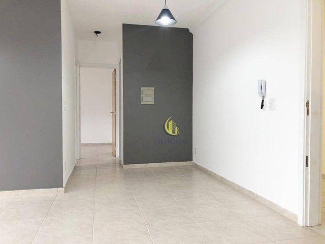 Apartamento com 2 dormitórios para alugar, 56 m² por R$ 800,00/mês - Santa Fé - Gravataí/R - Foto 18