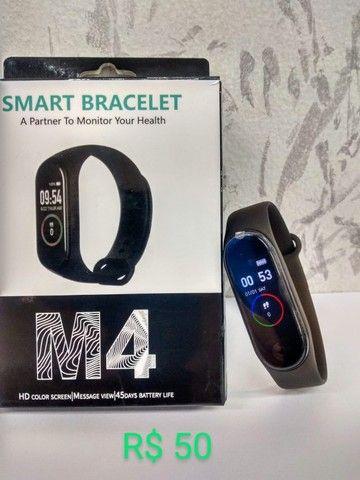 Relógios Smartwatch varios modelos à partir de 40 reais - Foto 2