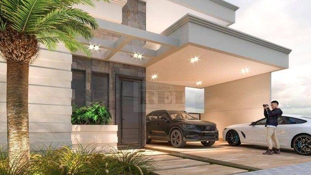 Casa com 4 dormitórios à venda, 242 m² por R$ 1.300.000 - Rio Verde/GO - Foto 6