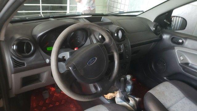 Ford Fiesta Hatch 1.0 flex 2008 4 portas completo - Foto 4
