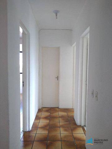 Apartamento com 3 dormitórios para alugar, 112 m² por R$ 999,00/mês - São Gerardo - Fortal - Foto 12