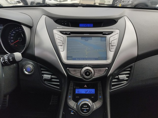 Hyundai Elantra 1.8 GLS 2013 Único Dono - Foto 9