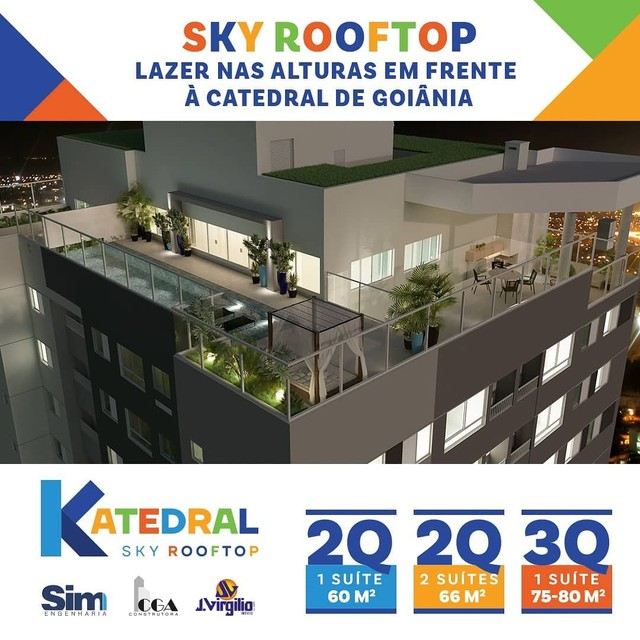 Katedral Sky Rooftop  - Foto 2