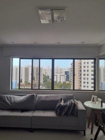 Apartamento com 3 dormitórios à venda, 94 m² por R$ 650.000,00 - Aflitos - Recife/PE - Foto 6