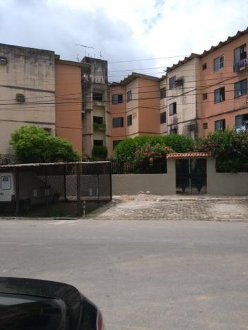Apartamento no Conjunto Residencial José Tenório