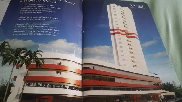 APTO- OPORTUNIDADE DE INVESTIM. - Apto WHB Home e Business 71,85m2 ; 3/4 - Nova Betânia