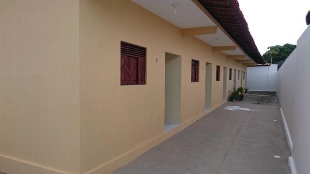 Apartamento de 1/4 C/Garagem em Ponta Negra