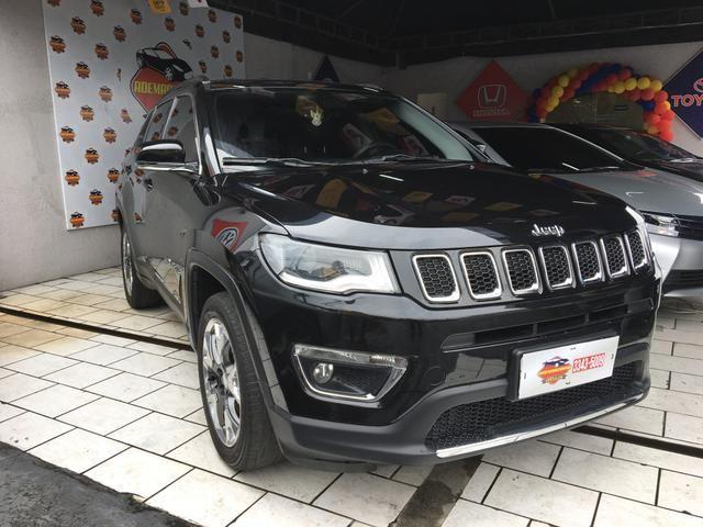 Jeep Compass 2017 2.0 Flex Limited 4x2