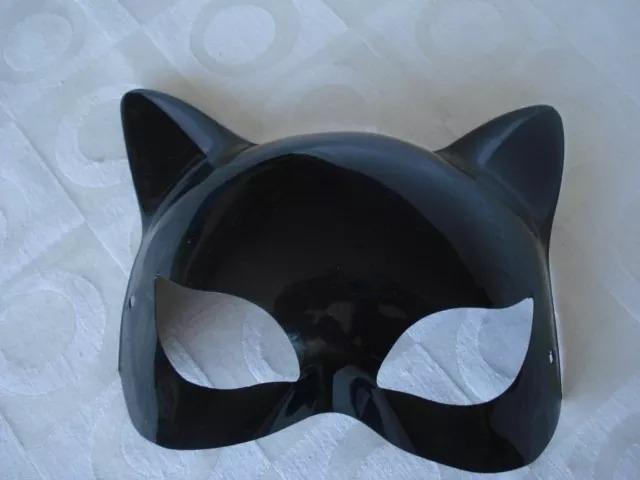 Mascara Mulher Gato Sensual Festa Fantasia Haloween - Foto 6