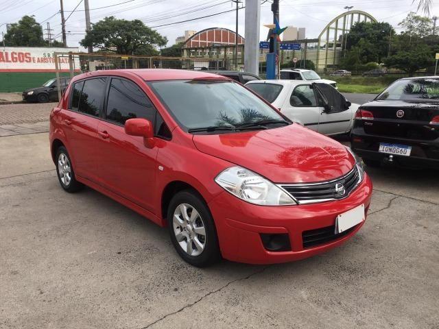 Nissan Tiida 1.8 S Único Dono Completo Excelente Estado - Foto 2
