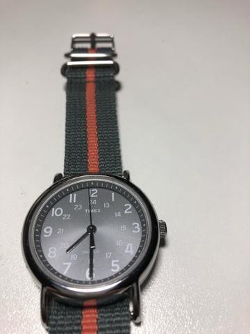 4d86ba7fed92 Relógio Timex Weekender - Bijouterias