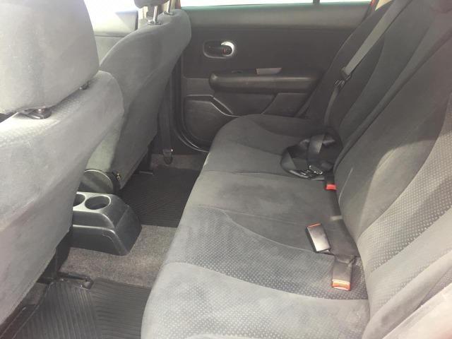Nissan Tiida 1.8 S Único Dono Completo Excelente Estado - Foto 12