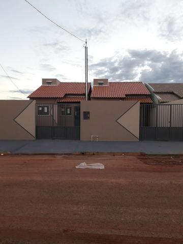 Casa Bairro Novo Mundo Quadrada - Foto 2