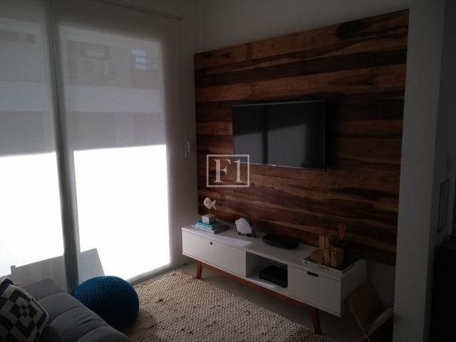Apartamento Mobiliado 3 dorm Novo Campeche - Foto 4