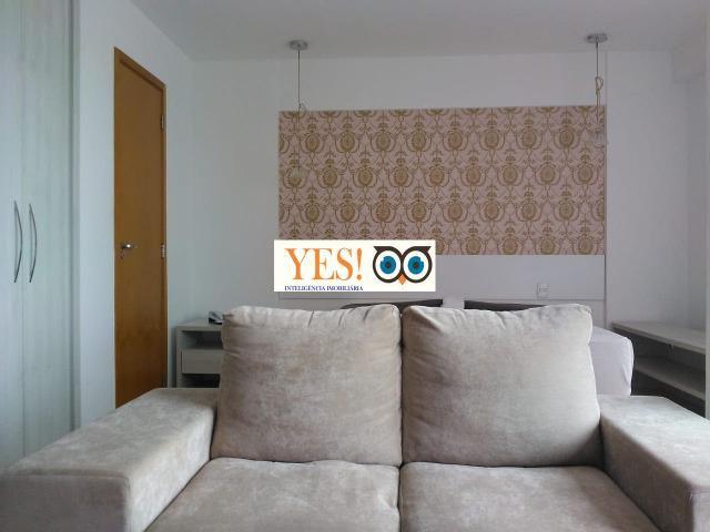 Apartamento Loft 1/4 para aluguel no Único Apart Hotel - Capuchinhos - Foto 8