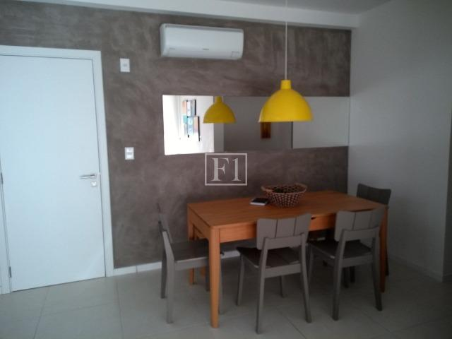 Apartamento Mobiliado 3 dorm Novo Campeche