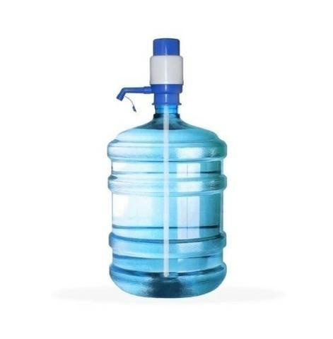 (NOVO) Bomba para galão de água de 10 e 20 litros - Foto 4