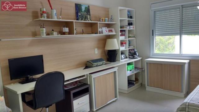 Apartamento à venda com 3 dormitórios em Ingleses do rio vermelho, Florianopolis cod:2400 - Foto 11