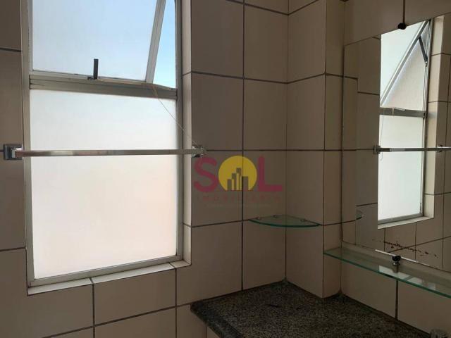 Apartamento com 3 dormitórios próximo ao riverside, 97 m² por r$ 420.000 - jóquei - teresi - Foto 8