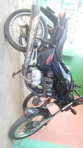 Vendo ou troco Moto FAN 150 - Foto 3