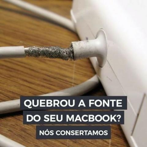 Fonte MacBook Pro 2013 13 MaqSafe 2 - 6 meses de Garantia - Foto 2