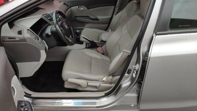 Honda civic lxs 2014 mecânico,o mais barato da olx - Foto 7