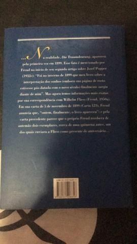 Livro A Interpretação dos Sonhos - Foto 2