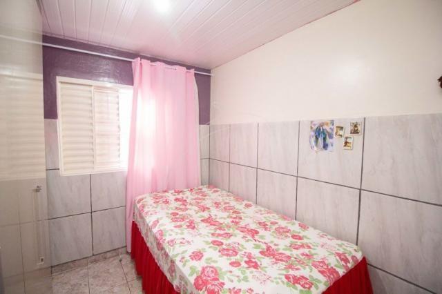 Qnj 44 - casa 3 quartos - casa de fundos - Foto 7