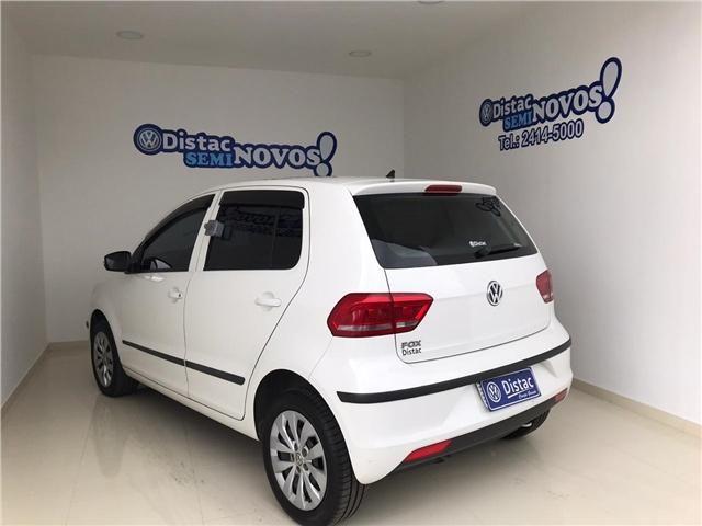 Volkswagen Fox 1.0 mpi trendline 12v flex 4p manual - Foto 4