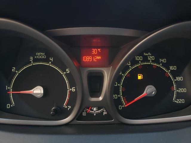 New Fiesta sedan se ano 2012/2012 completo - Foto 13