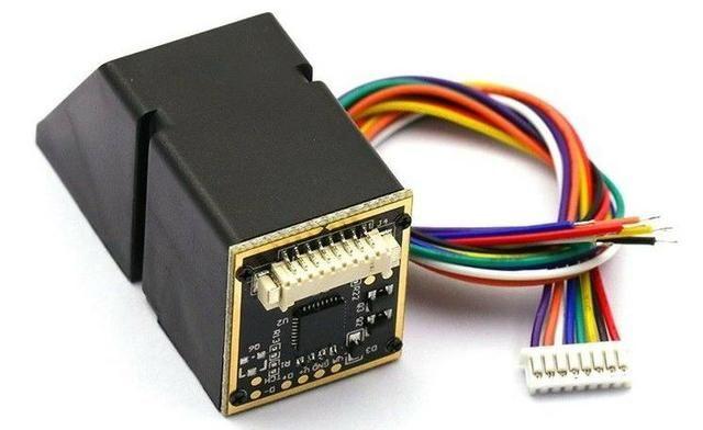 COD-AM183 Módulo Sensor Leitor Biométrico Impressão DigitalArduino Automação Robotica - Foto 2