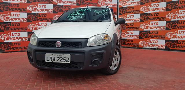 Fiat Strada Working cabine simples super conservado