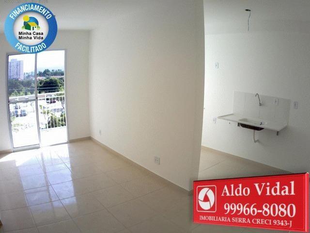 ARV66- Via Sol Apto 2Q C/Varanda em Morada de Laranjeiras. - Foto 3