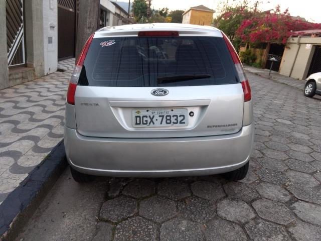 Fiesta supercharge 1.0