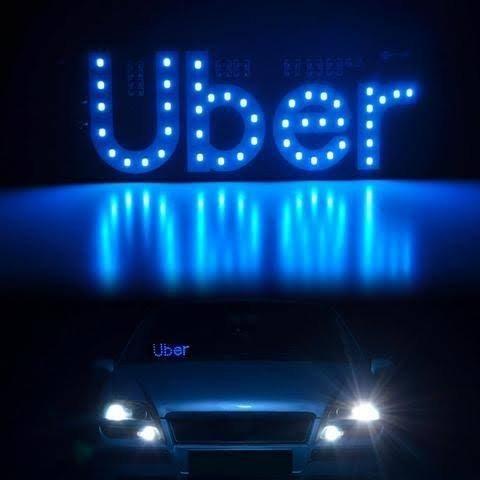 Led Uber (luminoso) - Foto 3