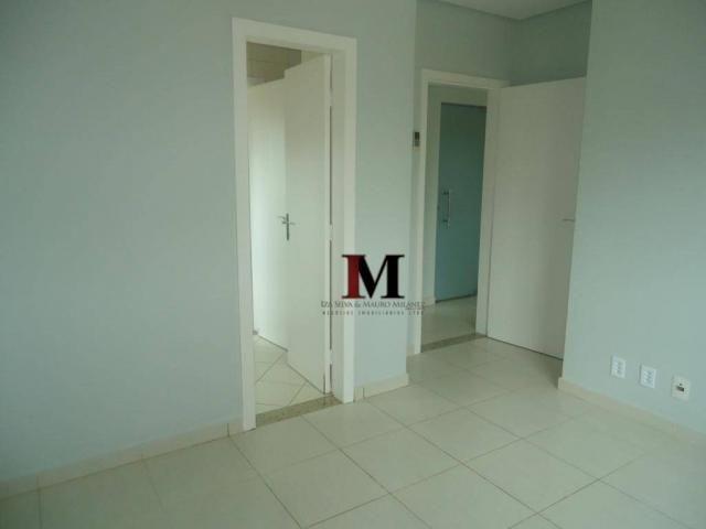 alugamos e vendemos apartamento estilo duplex com churrasqueira na sacada e 4 suites - Foto 13
