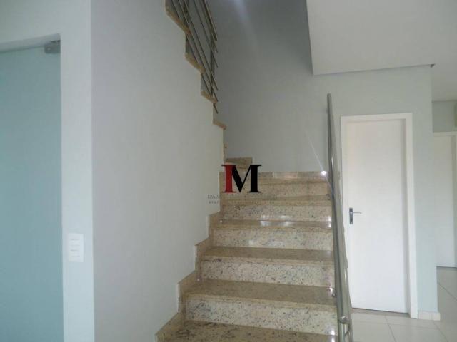 alugamos e vendemos apartamento estilo duplex com churrasqueira na sacada e 4 suites - Foto 18