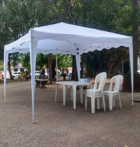 Tendas Festa Protegida (Sol & Chuva) R$ 50,00 - Foto 2