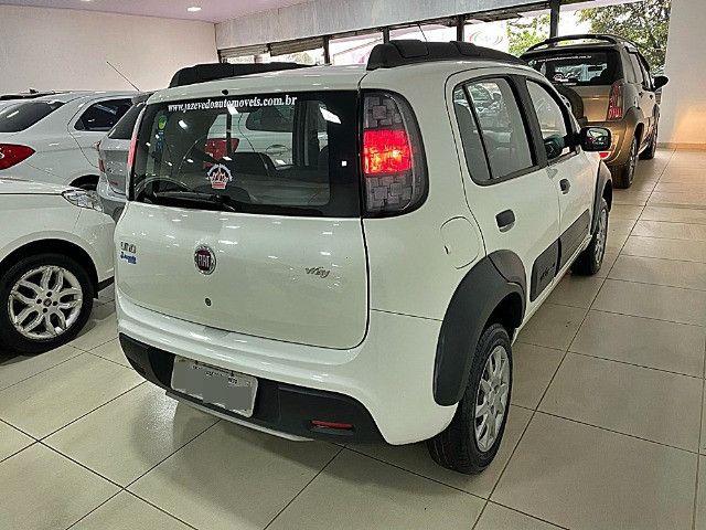 Fiat Uno Way 1.0 2018 - Foto 2
