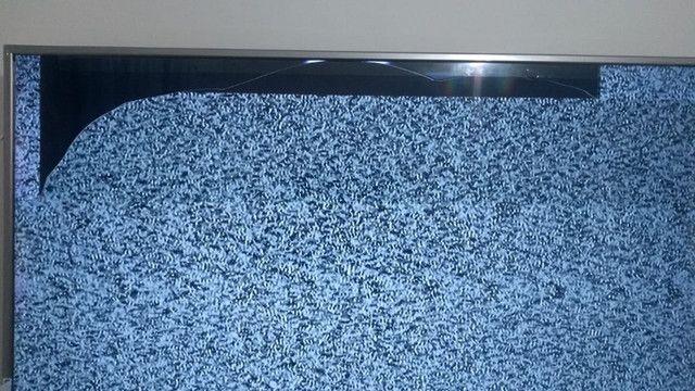 """Smart Tv Led 49"""" Semp (para retirada de peças) - Foto 2"""