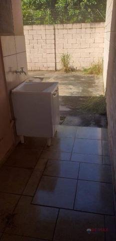 Casa com 2 dormitórios para alugar, 70 m² por R$ 650,00/mês - Jardim Primavera - Bady Bass - Foto 13