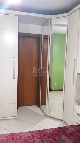 Casa à venda com 3 dormitórios em Nonoai, Porto alegre cod:BT9810 - Foto 13