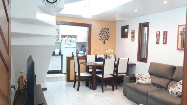 Casa à venda com 3 dormitórios em Nonoai, Porto alegre cod:BT9810 - Foto 2