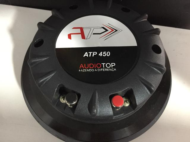 Driver Audiotop Atp 450 (tipo 405) $ 399,99(sem o cone )