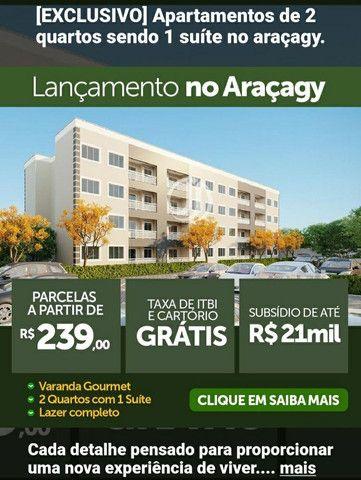 N°70= Lançamento Gran Village Araçagi 4