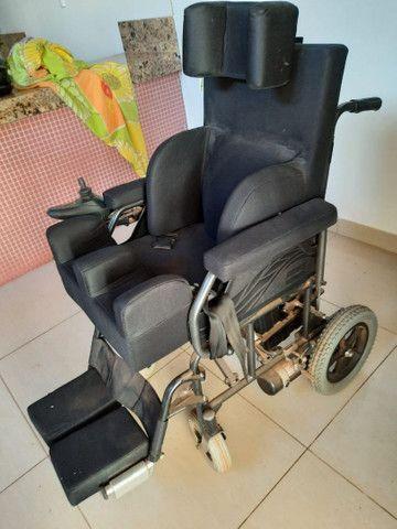 Cadeira de rodas elétrica - Foto 3