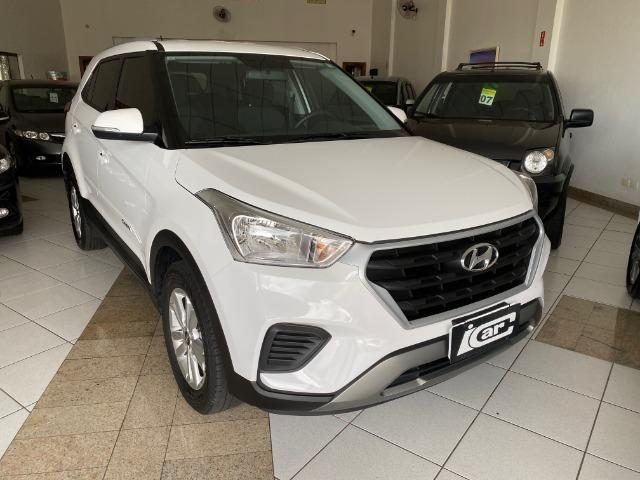 Hyundai Creta 1.6 Attitude Automatico 2018 ipva 2020 pago